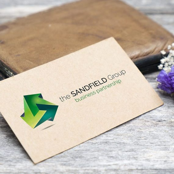Logo design – The Sandfield Group