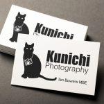 Kunichi Photography logo design