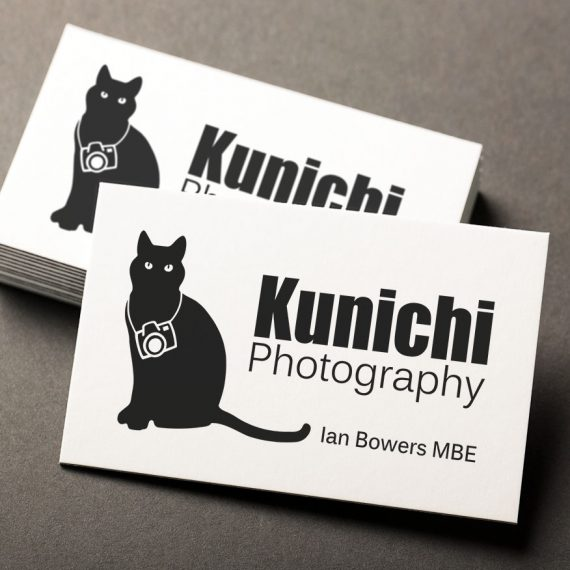 Logo design – Kunichi Photography