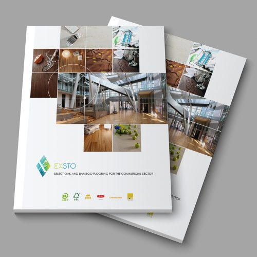 Apricity Solutions print catalogue Exsto Capital