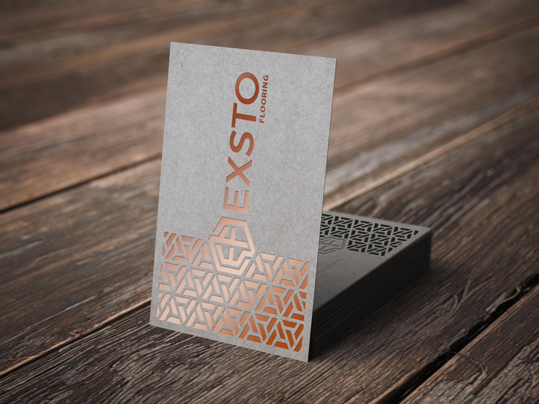 Branding – Exsto Flooring