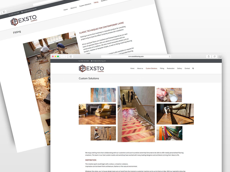 Apricity Solutions Portfolio Web Exsto Flooring2