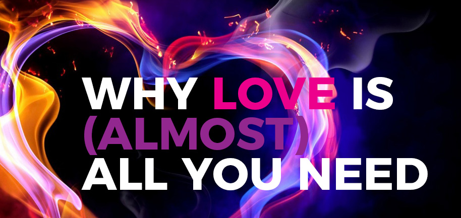 February Special: Why Love is (almost) all you need in Branding