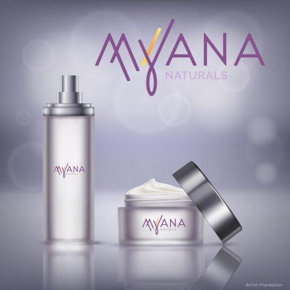 New Brand – Myana Naturals
